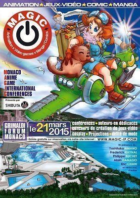 Monaco Anime Game International Conferences #1