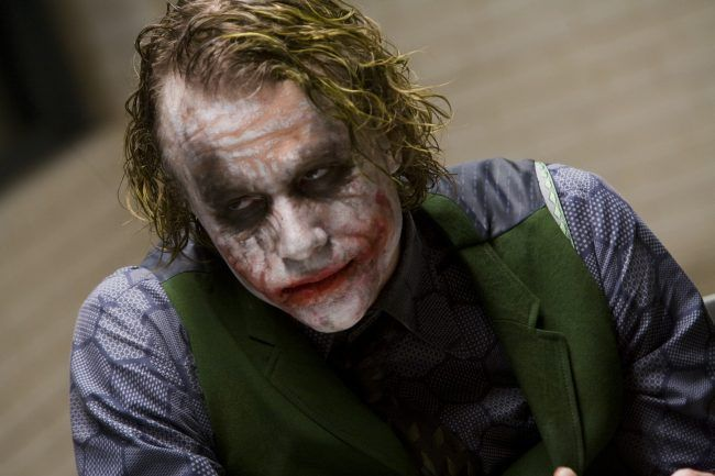 Des images du journal du Joker tenu par Heath Ledger #1