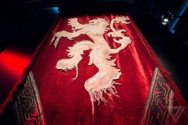 L'exposition Game of Thrones sera à Paris du 8 au 12 Septembre #14