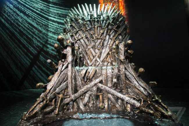 L'exposition Game of Thrones sera à Paris du 8 au 12 Septembre #16