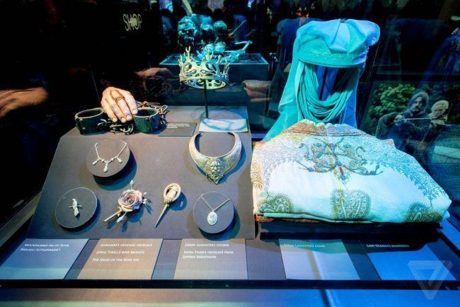 L'exposition Game of Thrones sera à Paris du 8 au 12 Septembre #3