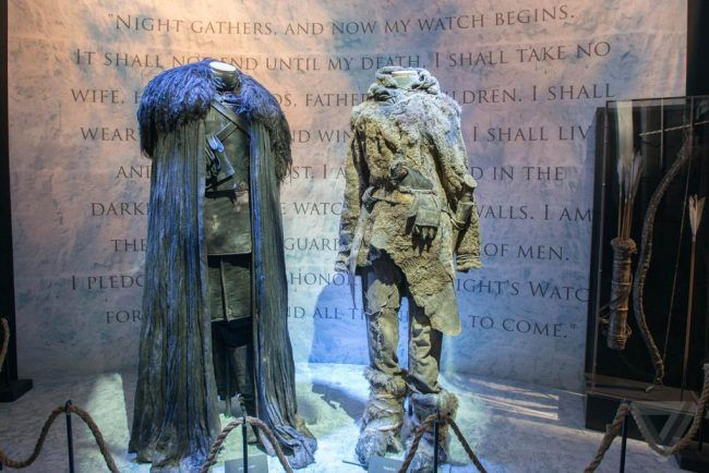 L'exposition Game of Thrones sera à Paris du 8 au 12 Septembre #31
