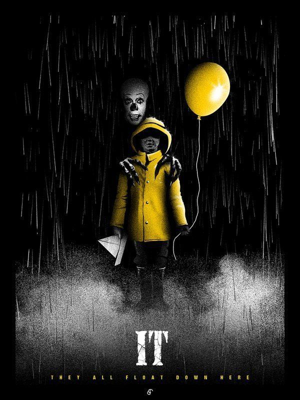 IT - THEY ALL FLOAT DOWN HERE - Patrick Connan