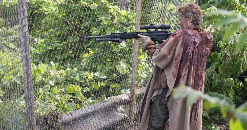 The Walkind Dead Saison 5 episode 1 No Sancturay pix geeks 2