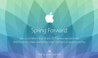 Keynote Apple Watch en direct LIVE