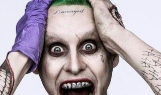 Jared Leto : une 1ère photo en Joker destroy et tatoué