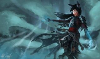 De superbes Concept Arts de League Of Legend et Starcraft