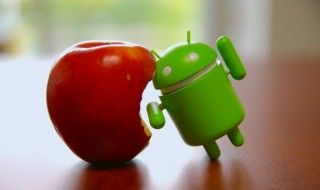 Android se moque d'Apple en 6 infographies