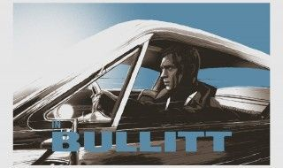 De Fabuleux Posters de Films et de séries : Bullitt,  Predator, The Walking Dead...