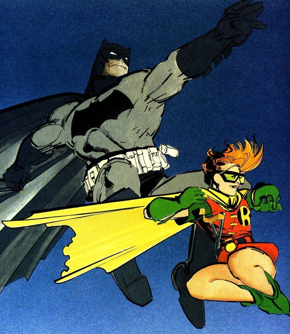 Batman Carrie Kelley