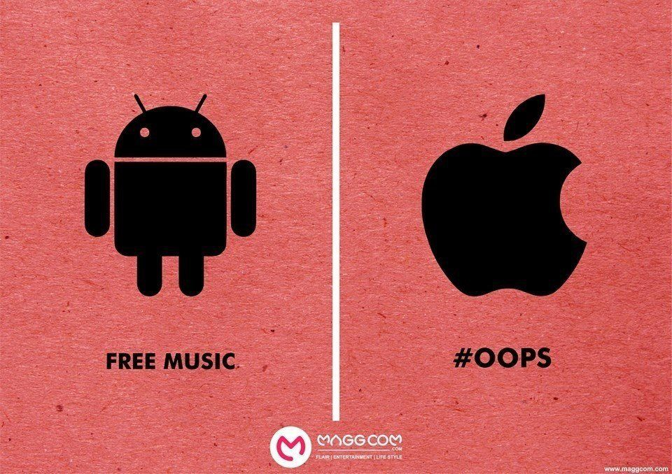 android-apple-free-music