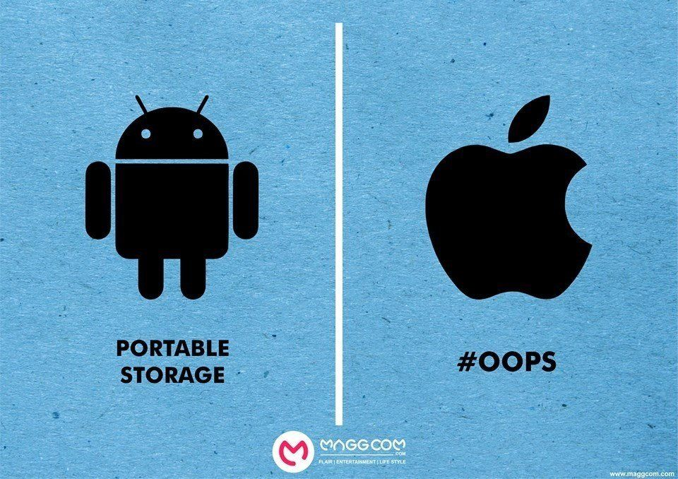 android-apple-portable-storage