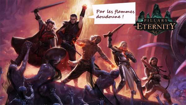Test Pillars of Eternity : la renaissance de Baldur's Gate