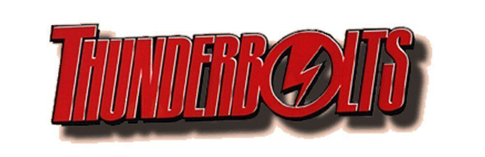 Thunderbolts Marvel Logo