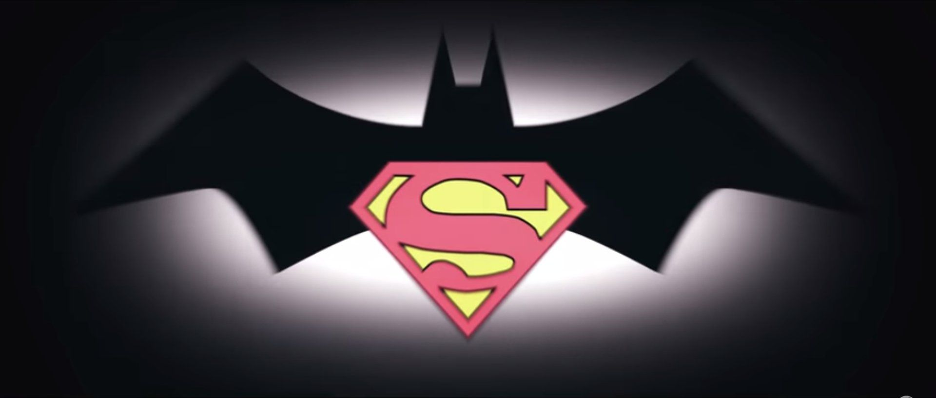 Batman v Superman parodie logo JTS