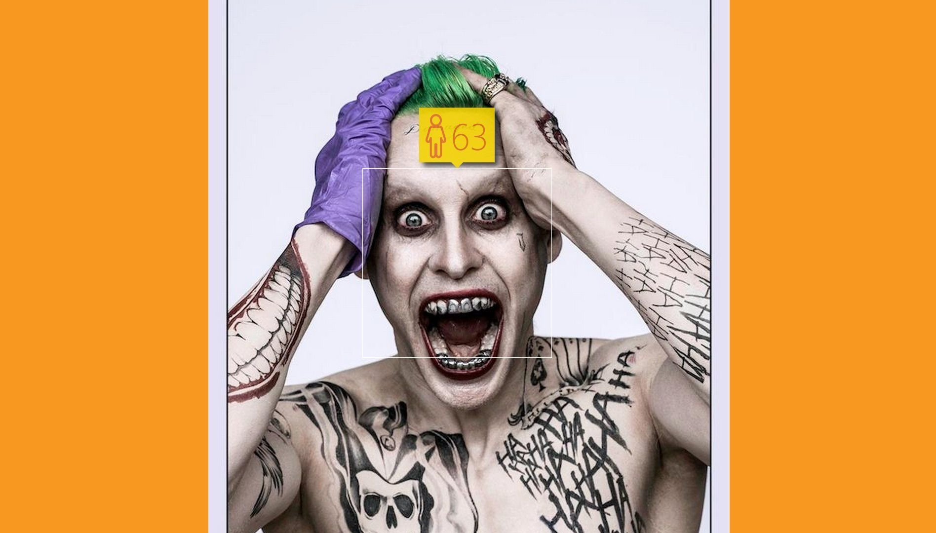 Microsoft how old age joker jared leto