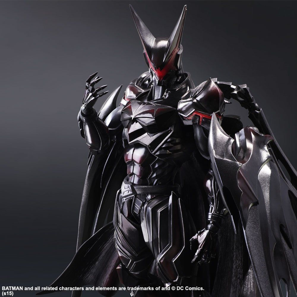 batman square enix variant arts play kai 3