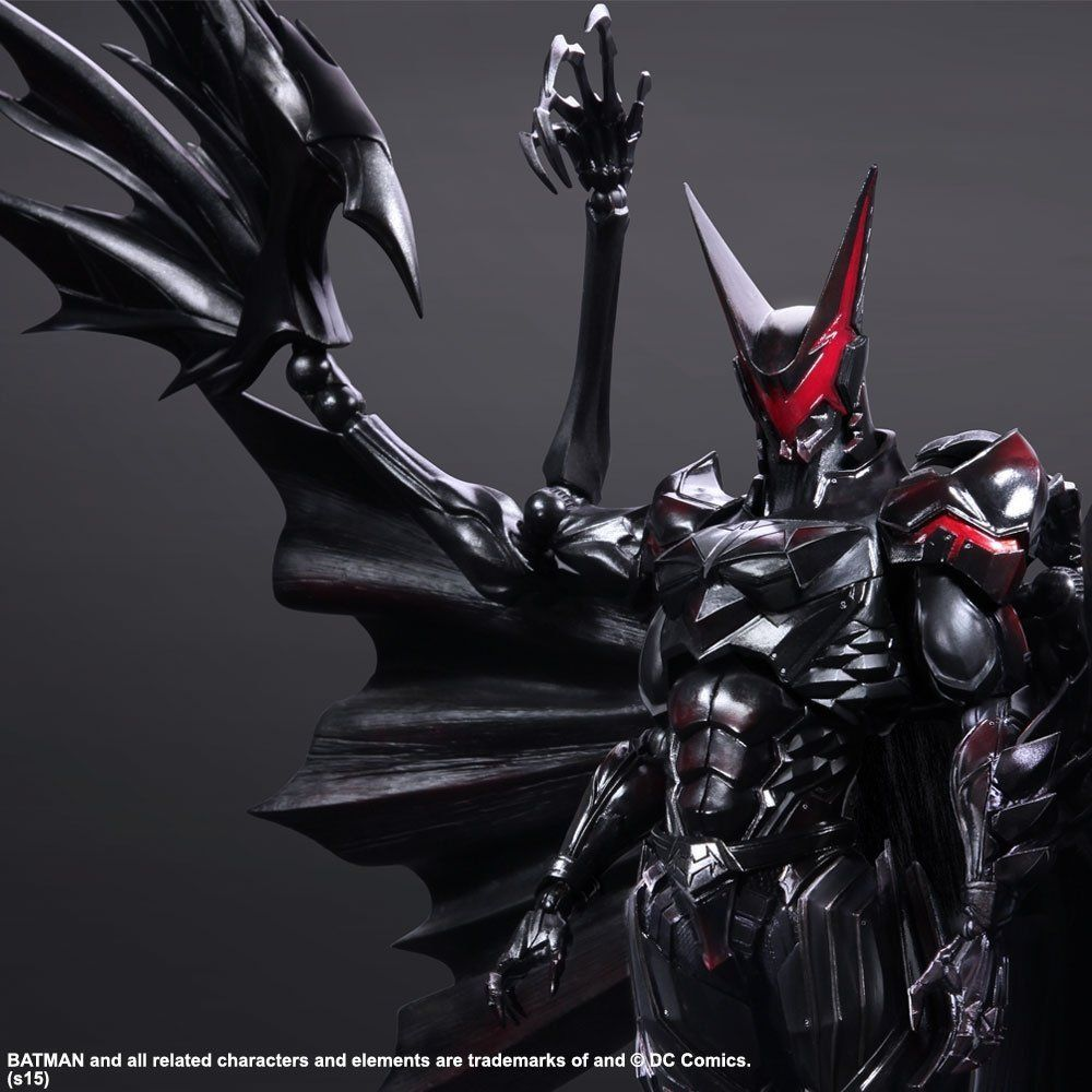 batman square enix variant arts play kai 4