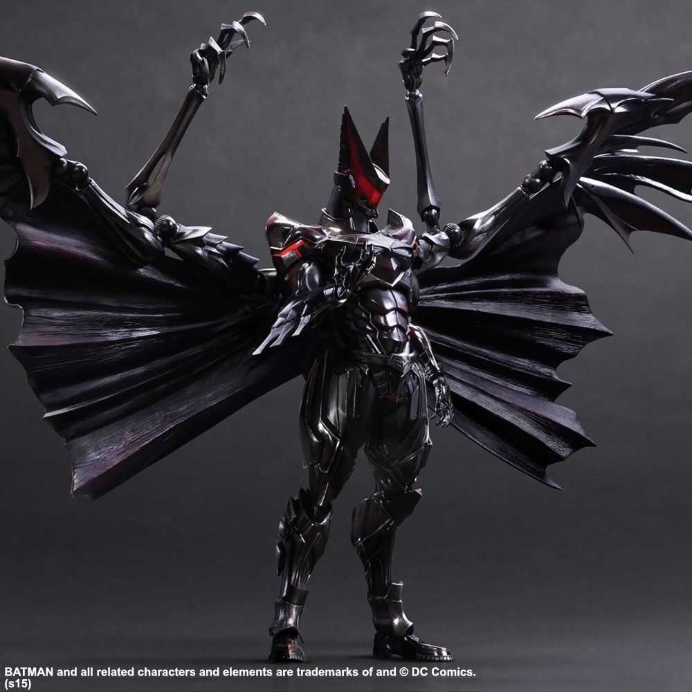 batman square enix variant arts play kai 5