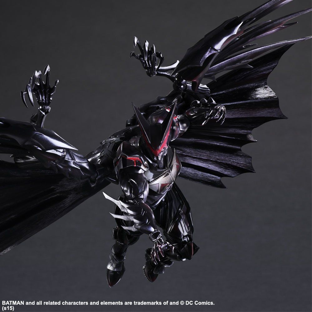 batman square enix variant arts play kai 6