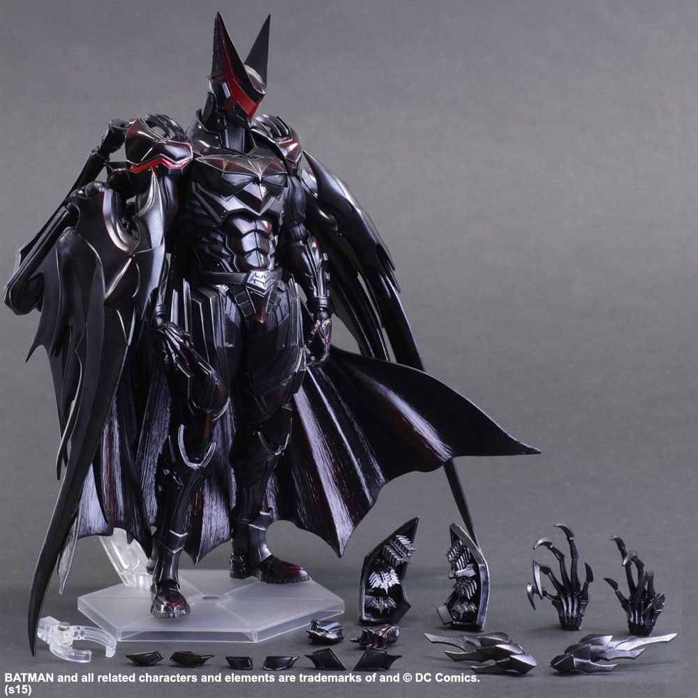 batman square enix variant arts play kai 7