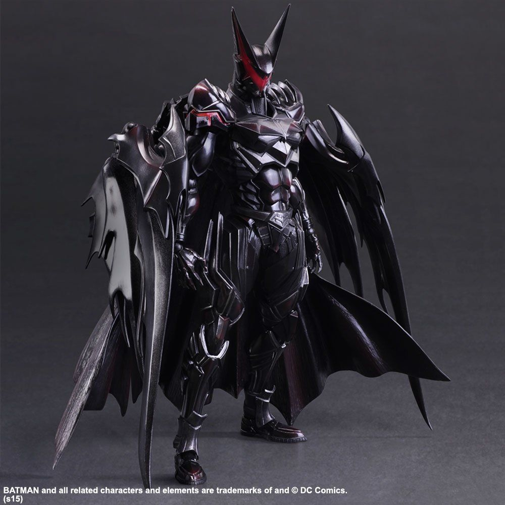 batman square enix variant arts play kai