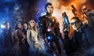 Legends of Tomorrow : un 1er teaser explosif pour le spin-off Arrow / The Flash