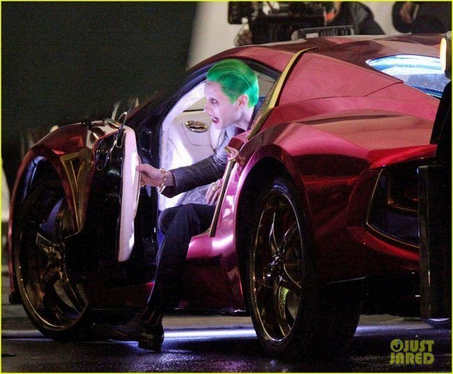 VIDEO : Course Poursuite entre Batman et le Joker dans Suicide Squad