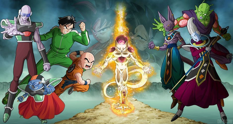 Photo Dragon Ball Z : La Résurrection de F