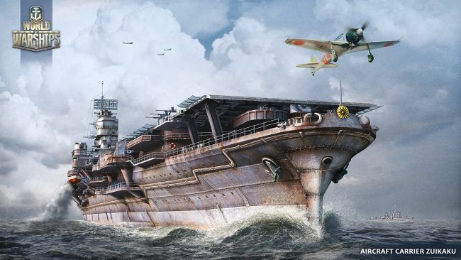 World of Warships : la beta est ouverte #3