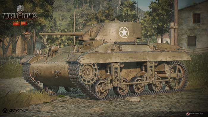 World Of Tanks : Bêta ouverte ce week-end sur Xbox One #1