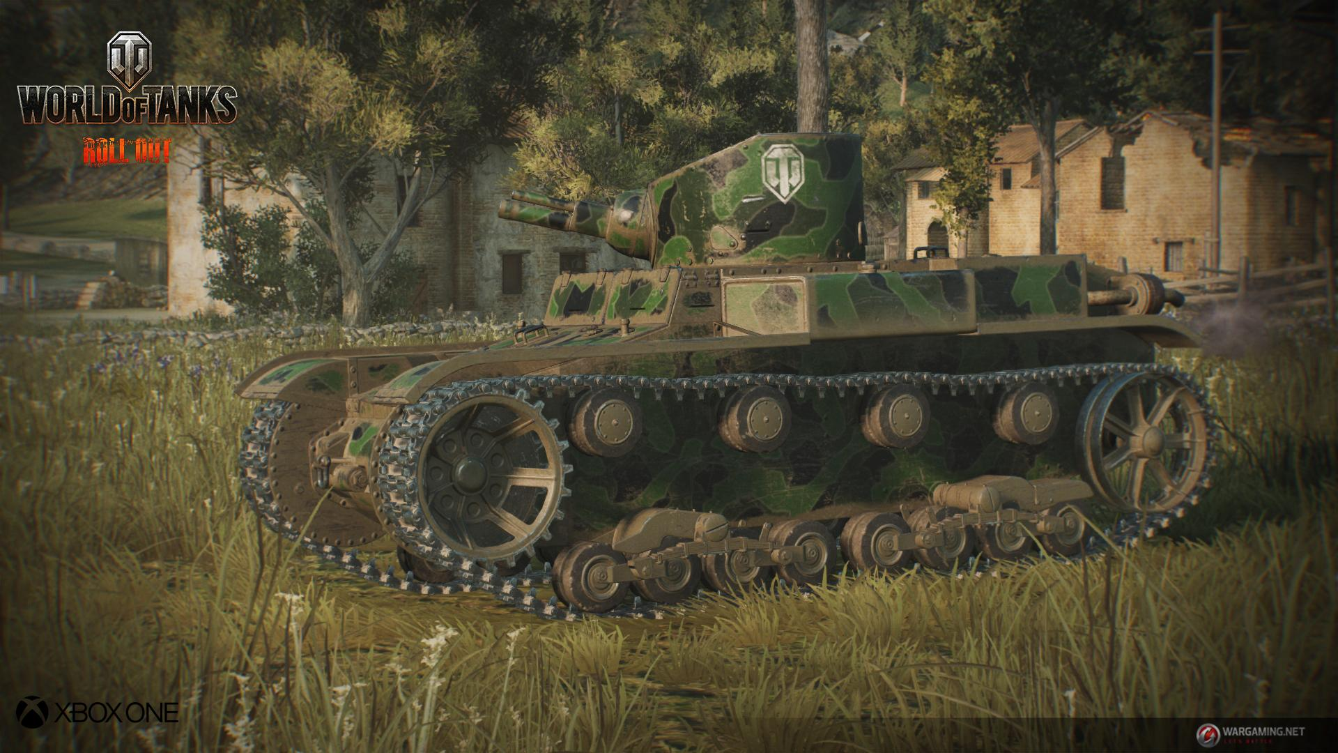 World Of Tanks : Bêta ouverte ce week-end sur Xbox One #2