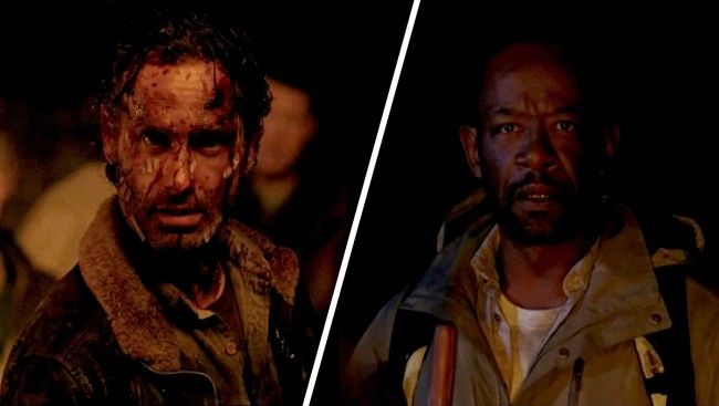 Trailer The Walking Dead Saison 6 VOSTFR : Rick vs Morgan