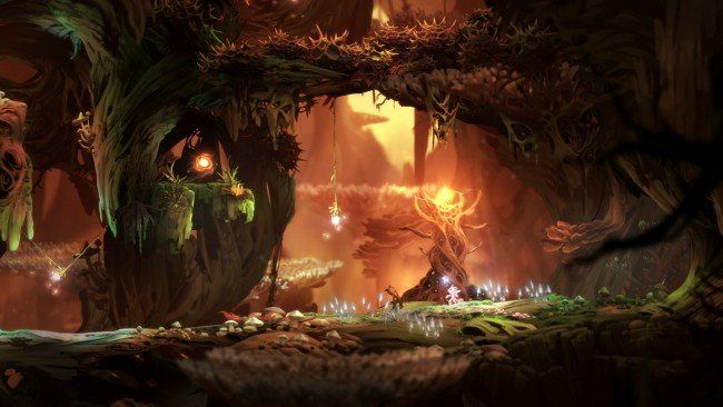 Ori and the Blind Forest : de l'aventure et de la poésie