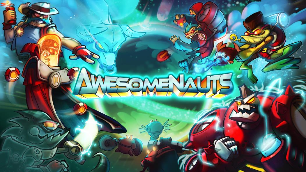 Bon Plan Awesomenauts
