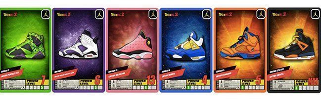 Les sneakers Dragon Ball Z arrivent en France #11