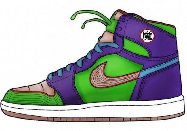Les sneakers Dragon Ball Z arrivent en France #10