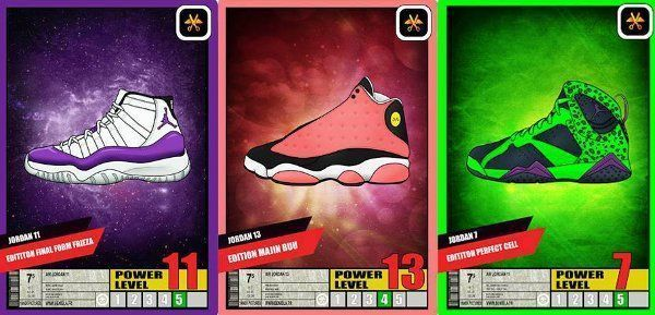 Les sneakers Dragon Ball Z arrivent en France #2