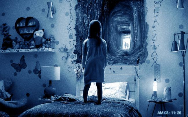 Paranormal Activity : The Ghost Dimension streaming gratuit