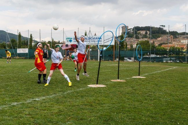 European Games : une compétition internationale de Quidditch #2