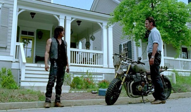 Trailer The Walking Dead Saison 6 VOSTFR : Rick vs Morgan #2