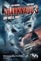 Affiche Sharknado 3 : Oh Hell No