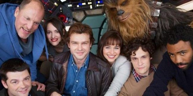 Solo : A Star Wars Story<span class='hide'> Streaming VF complet</span> streaming gratuit