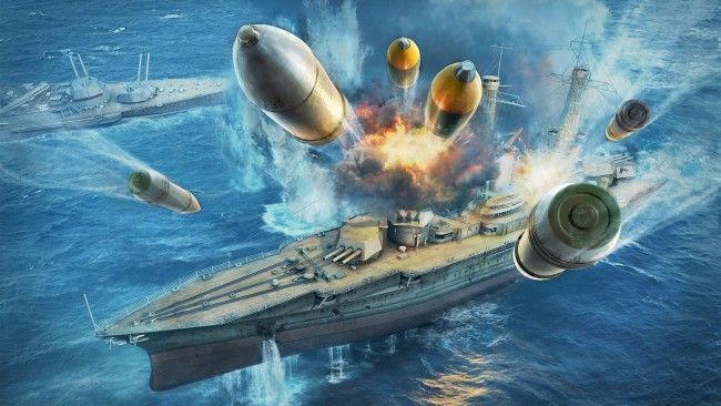 World of Warships : la beta est ouverte #2