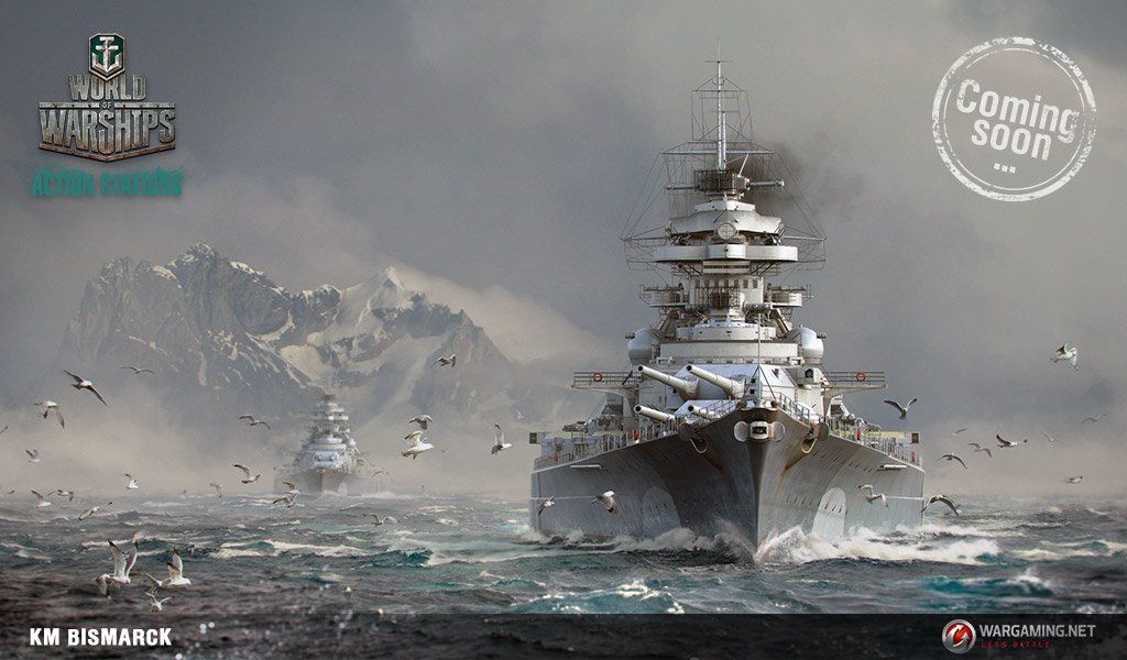 World of Warships : la beta est ouverte