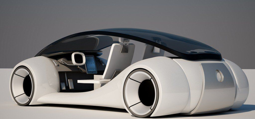 La voiture autonome d Apple entre en phase de test #1