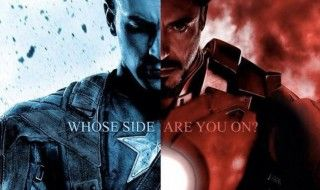 Civil War : dans quel camp seront les vengeurs ? Team Captain America vs Team Iron Man