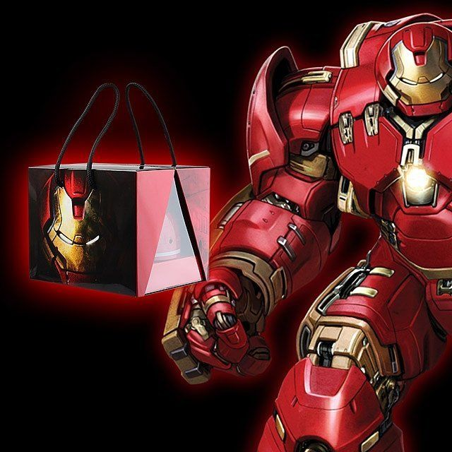 lampe hulkbuster infothink usb packaging sac