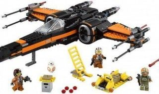 PHOTOS : les sets LEGO de Star Wars VII Le Réveil de la Force