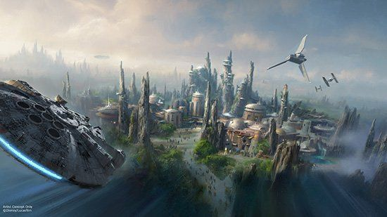 Des parcs d'attraction Star Wars aux Etats-Unis #5